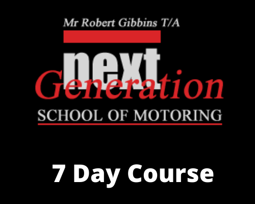 7 day driving course