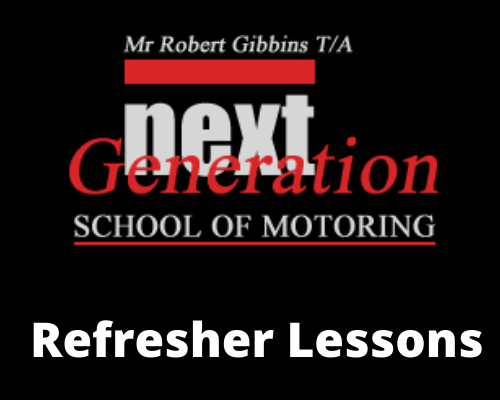 Refresher driving lessons Neath